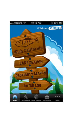 iFish  California